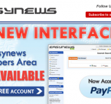 Paypal disponible chez Easynews!