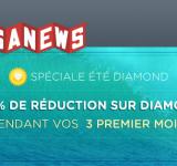 50% de réduction chez Giganews!