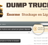 Dump Truck (stockage Giganews) bientôt disponible!