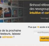 Devenez beta-testeur pour Binhood.org