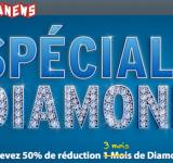 50% de réduction chez Giganews pendant 3 mois!