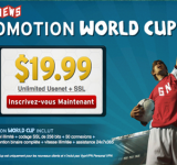 Exclusif: Giganews Platinum SSL à 19.99$