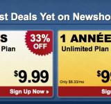Newshosting casse les prix!