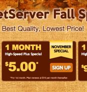 UsenetServer à 5$ par mois!